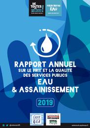 Rapport d'activité Eau et Assainissement 2019