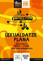 Lekualdatze plana Ipar EUkal Herria - Aturri 2020-2030